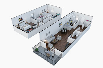 Go to The Haven Floorplan page.