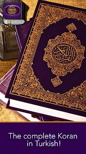 Al Quran Turkish- screenshot thumbnail