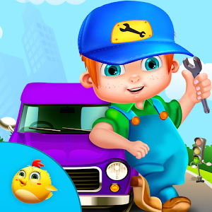 Kids Garage Wheels & Vehicles for PC and MAC