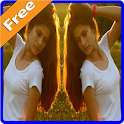 Mirror Image Photo Editor icon