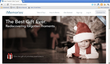Photo: the landing page changes with the seasons . you gotta love this cutie though.