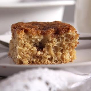 Brown Sugar Cinnamon Apple Cake Recipes