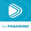 Panasonic TV Media Center icon