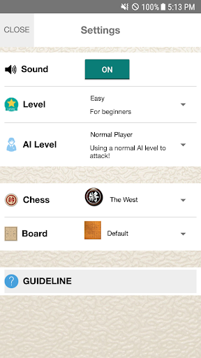 Xiangqi - Chinese Chess Game 1.9 screenshots 2