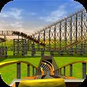 Roller coaster Rush Simulator icon