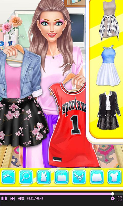 Fashion Blog: Outfit Challenge- screenshot