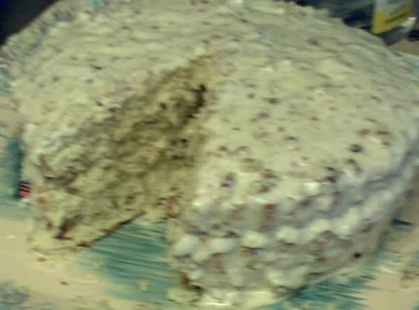 Brenda's Butter Pecan Cake