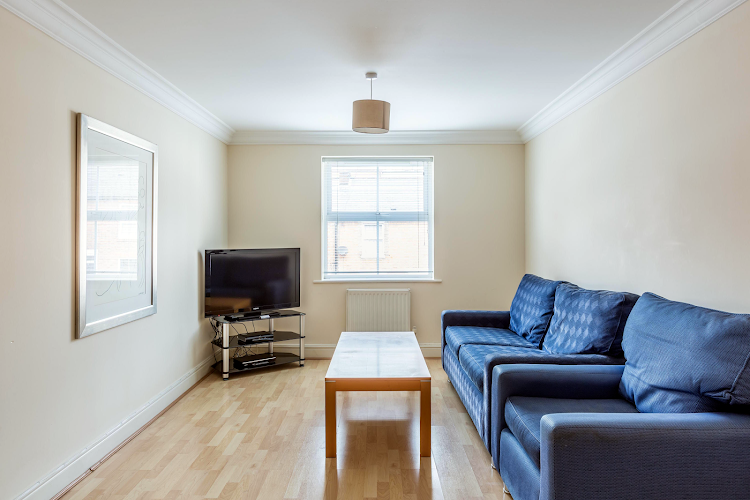 living space at Stanshawe Court