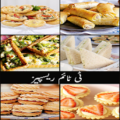 Tea Time Recipes Urdu