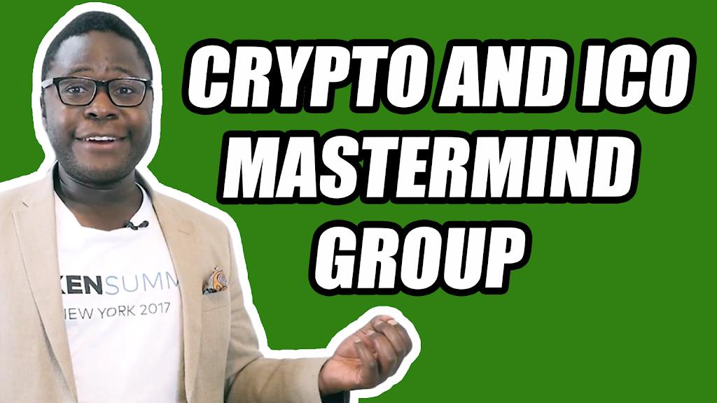 Crypto and ICO Mastermind Group
