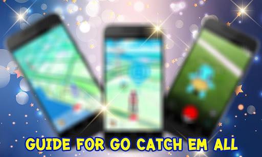 Guide For Go Catch Em All