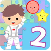 Puzzles for Kids 2 - Educational Game