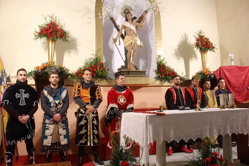 Moros y Cristianos Hermandad San Sebastián de Gérgal.