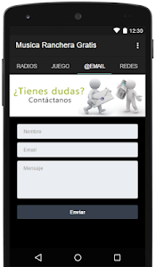Musica Ranchera Gratis screenshot 7