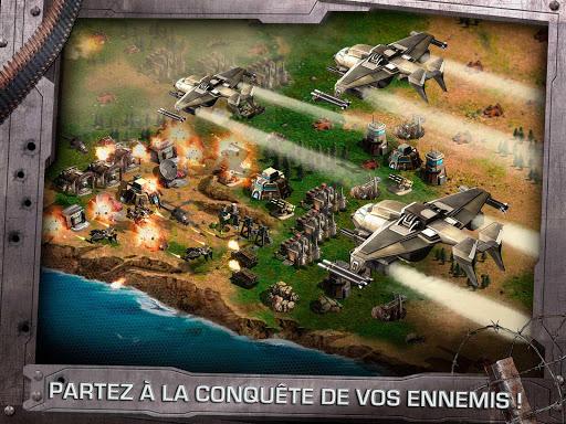 WAR OF NATIONS: LE PvP ÉPIQUE  captures d'écran 3