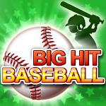 Big Hit Baseball Free Icon