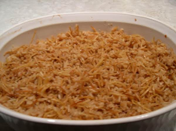 Fairy Godmother Rice Recipe