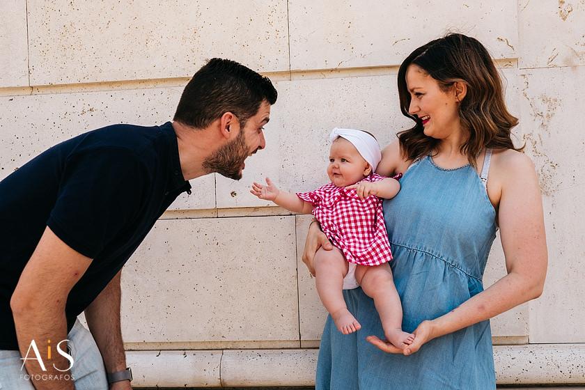 Reportaje de fotos de familia en Aranjuez - Chloe