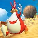 Big Chungus Run - Insane Crook and Boss icon