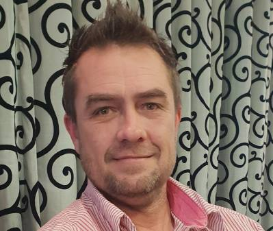 Andre Schwan, Deal Solutions Manager at T-Systems South Africa.