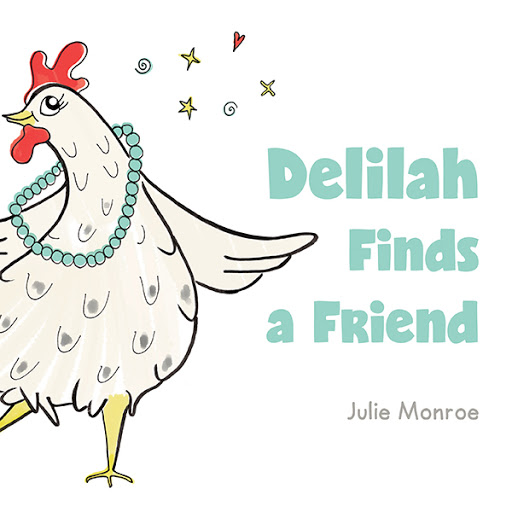 Delilah Finds a Friend cover