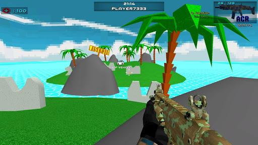 Shooting Combat Swat  Desert Storm Vehicle Wars 1.6 screenshots 4