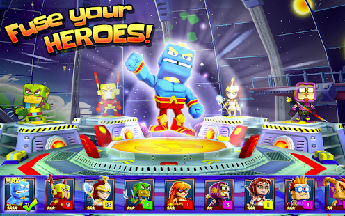 Team Z - League of Heroes- screenshot thumbnail