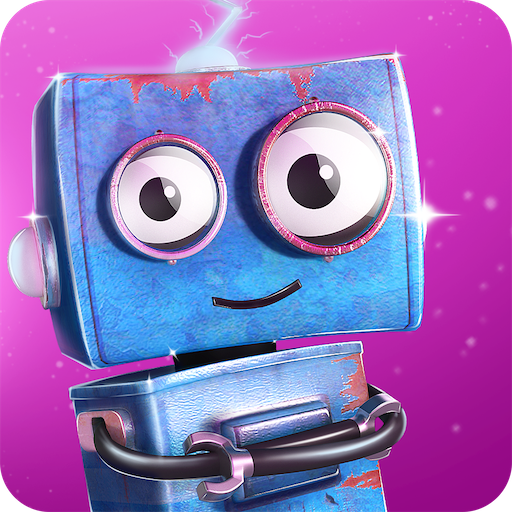 Virtual Robot : Transform Game