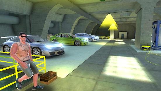 911 GT3 Drift Simulator - náhled