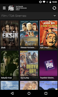 Digiturk Play Yurtdışı- screenshot thumbnail