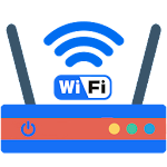 Router settings - WiFi password - Router password Icon