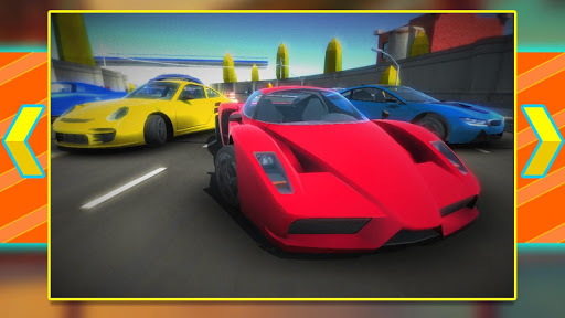 Traffic Racing Miami Street 3D