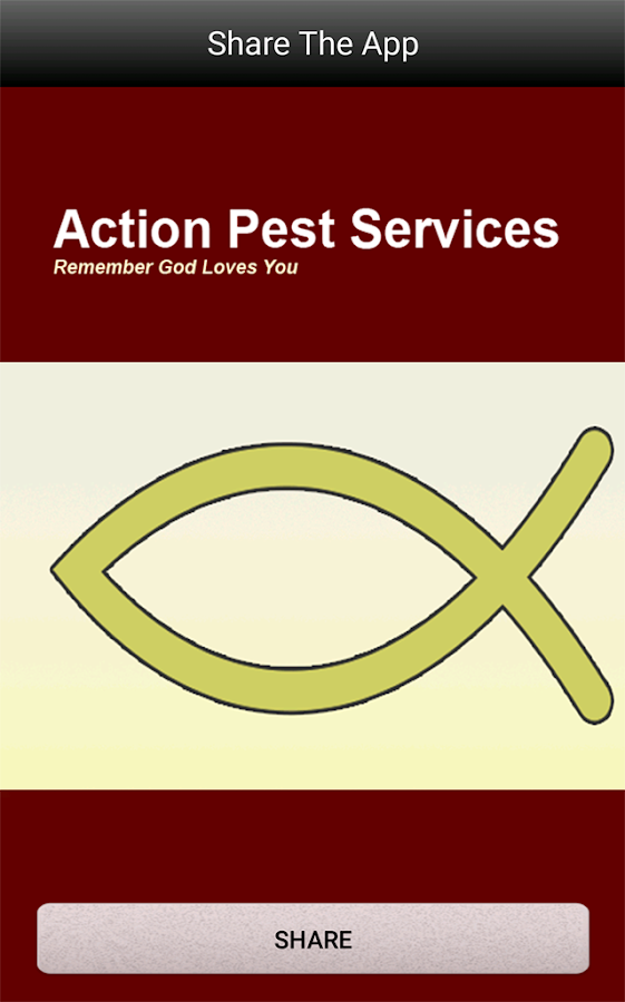 Action Pest Services- screenshot