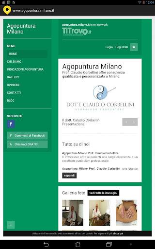 Agopuntura Milano