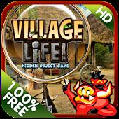 Village Life - Hidden Object