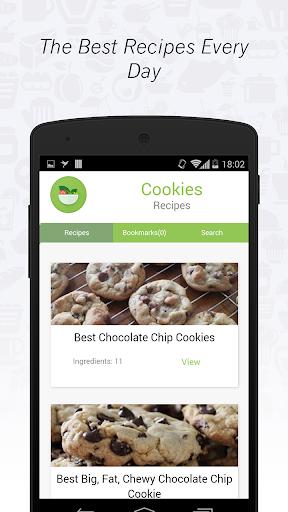 Desserts: Cookie Recipes