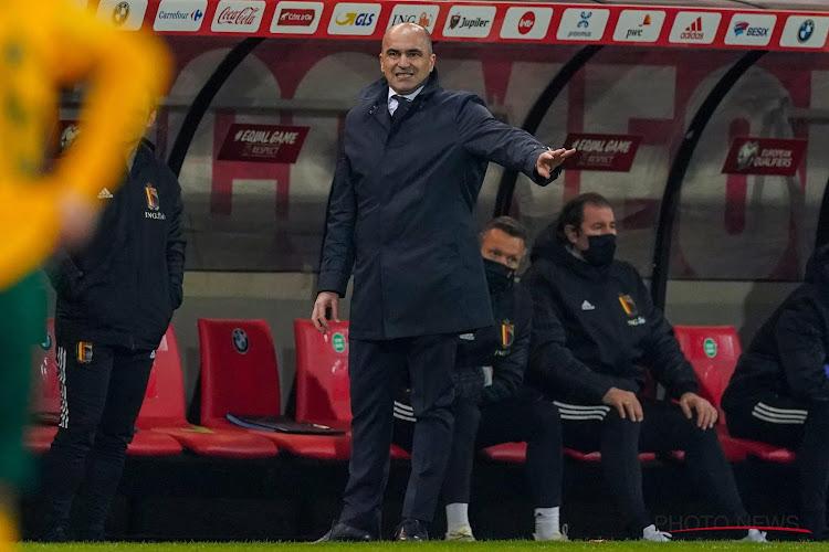 Roberto Martinez et l'Union Belge réclament également une sélection de 26 joueurs à l'Euro