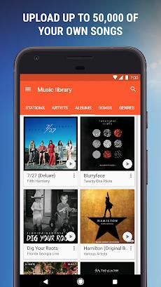 Google Playミュージックのおすすめ画像5