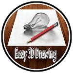 DIY 3D Drawing Ideas Icon