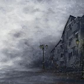 fog by Yolita Yo - Digital Art Places