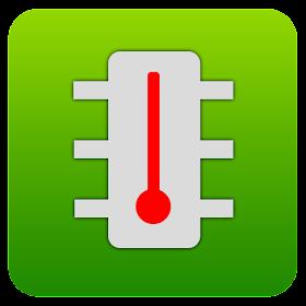 CPU temperature monitor – FacelTemp