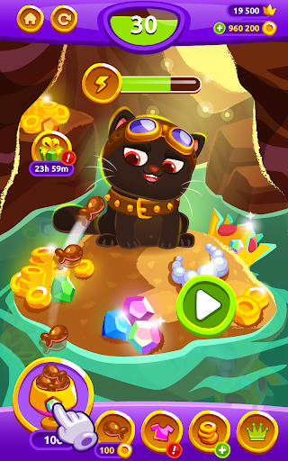 Bubbu Jewels - Merge Puzzle  screenshots 12