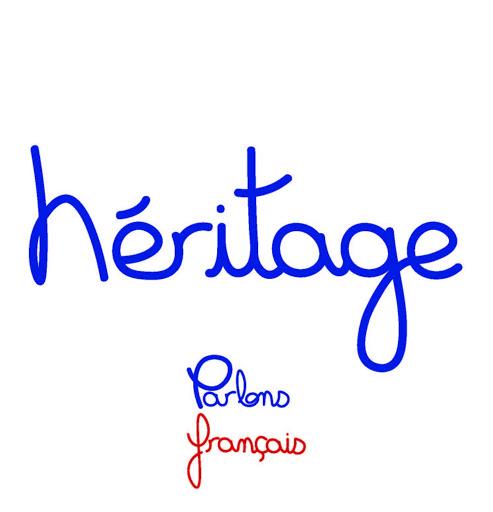 Héritage-parlons français