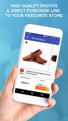 Men Shoes Online Shopping India 1.1.7 screenshots 7