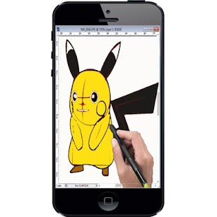How To Draw Pokemon GO NEW - náhled