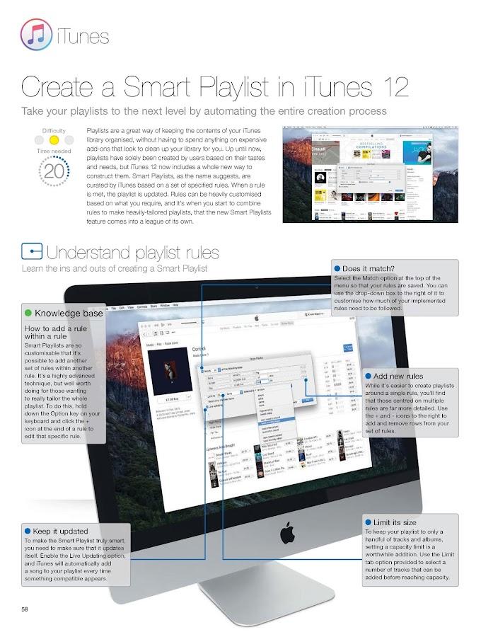 iCreate- screenshot