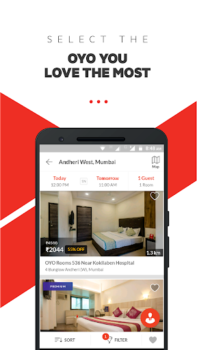 OYO-Hotel Booking, Budget Hotel Deals & Discounts 4.4.24 screenshots 3