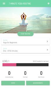 7 Minute Yoga - náhled