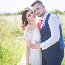 Wedding photographer Natalya Voskresenskaya (NatalyV). Photo of 13.08.2017
