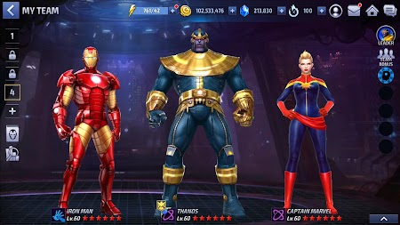 MARVEL Future Fight APK screenshot thumbnail 16